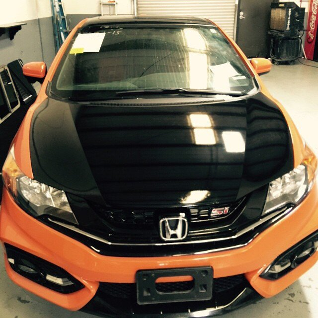Auto wraps paint protection joe 39 s mobile tint madera ca for Mobile auto painting