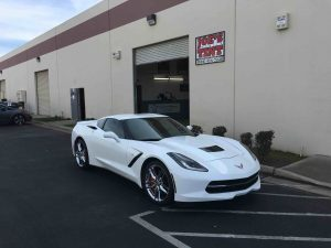 Corvette Stingray Gets Upgraded with Ultra Performance Window Tint 3