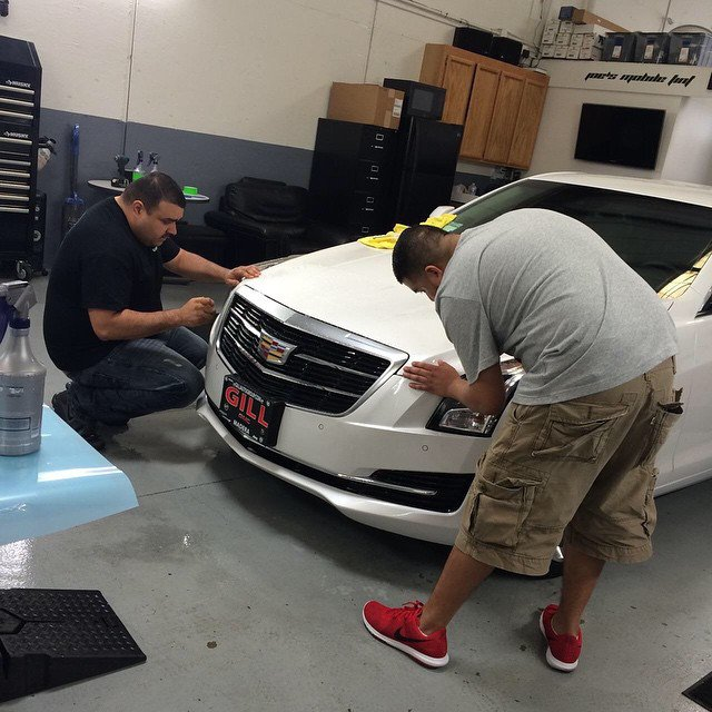 Auto Wraps & Paint Protection in Madera, California