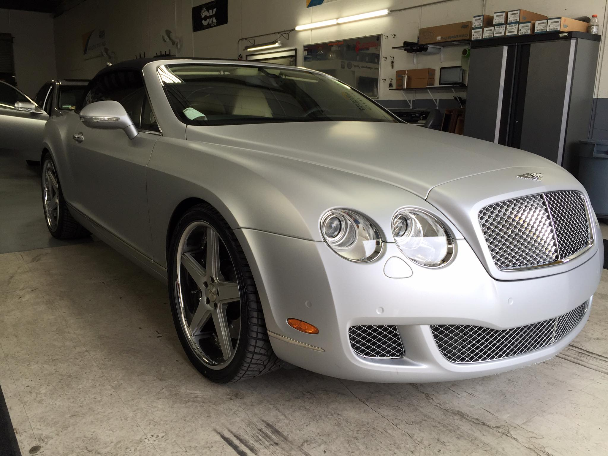 Automotive Window Tinting in Madera, California & the Surrounding Area