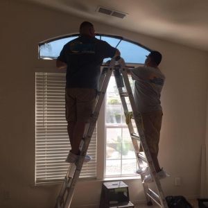 Home Cuts Heat and Reduces Glare with Window Film