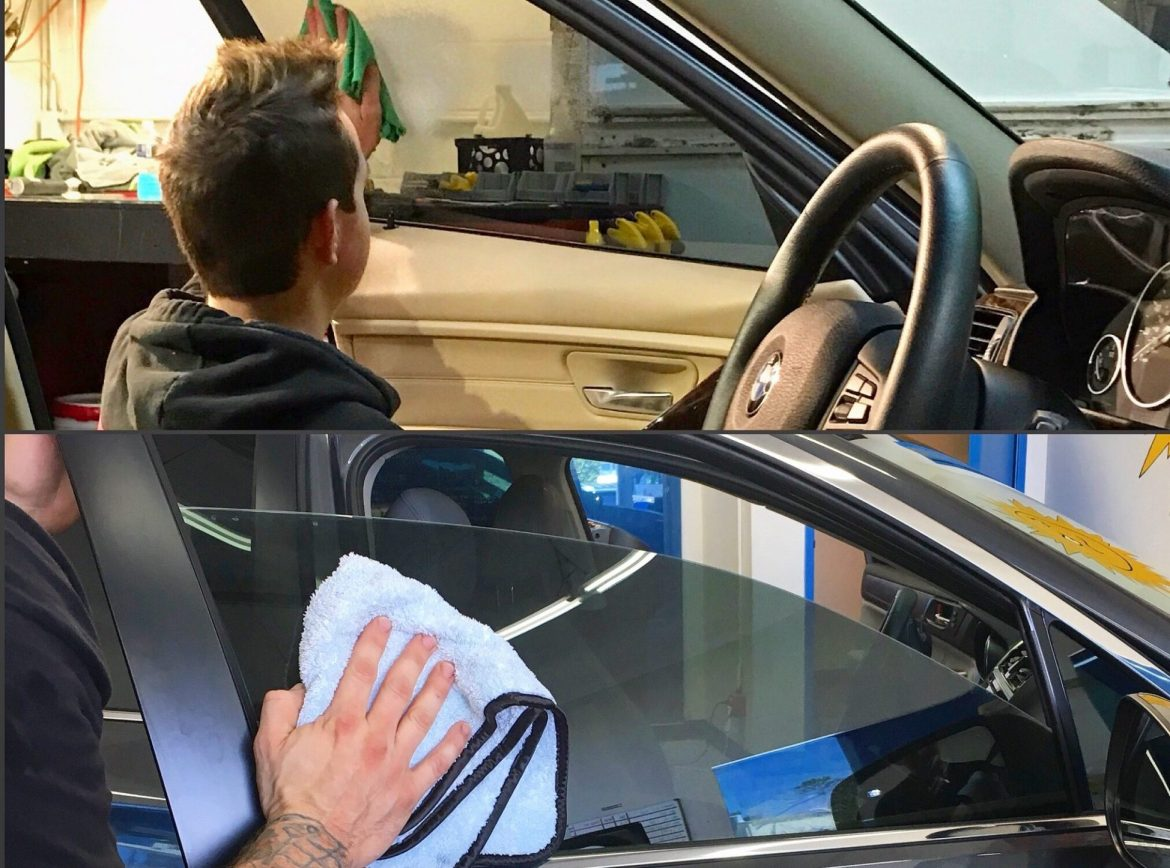 How to Properly Care For and Clean Automotive Tinted Windows - Vehicle Window Tinting in Madera, California