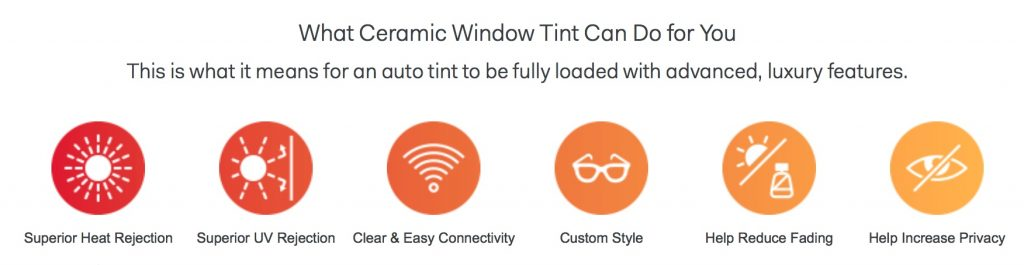 Llumar CTX Ceramic Window Tinting Can Help Tame the Sun