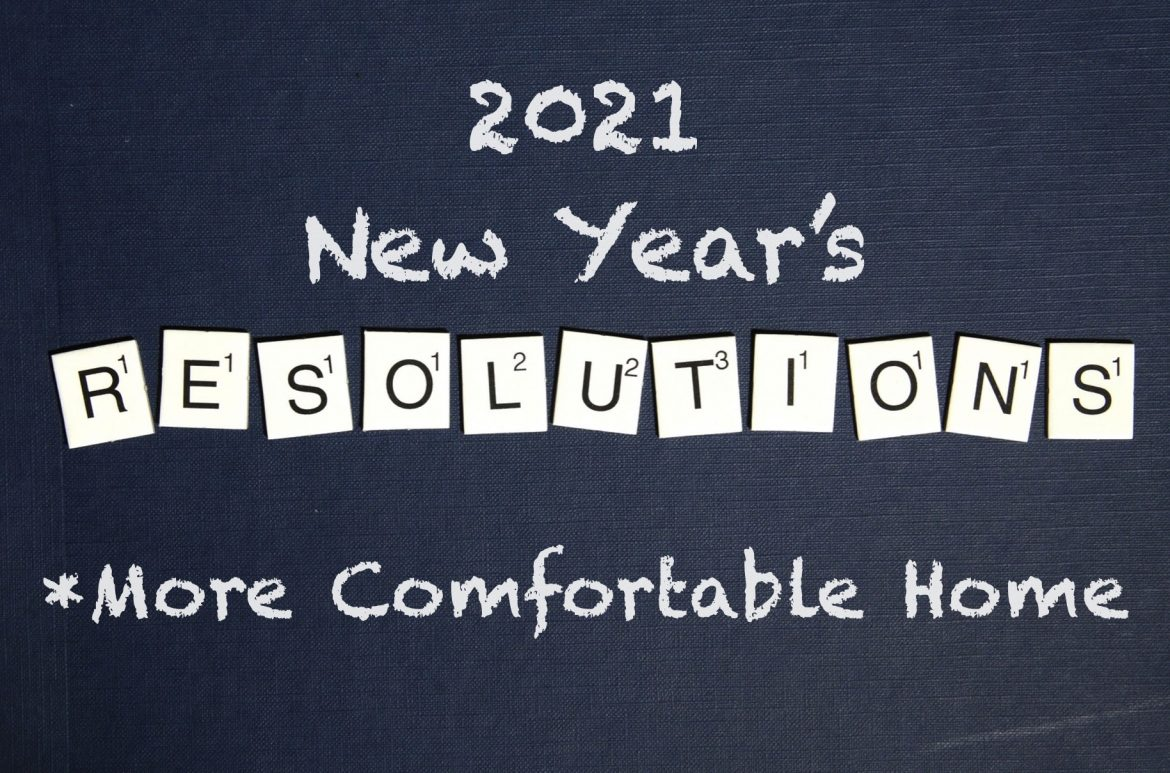 Resolve to Have a More Comfortable and Energy Efficient Home in 2021 - Home Window Tinting in Madera, CA